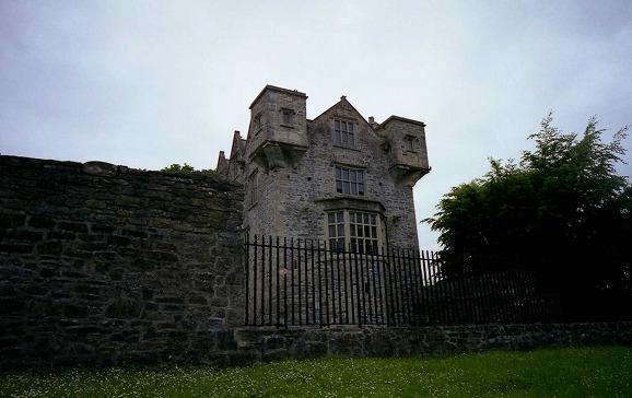 グィードアの古いお城