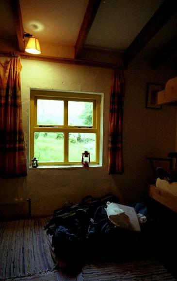 グウィードアのホステル