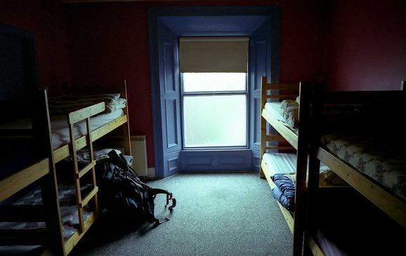 エニスのホステル